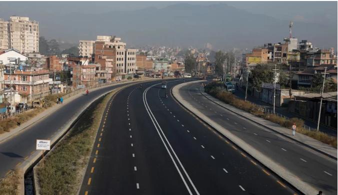 काठमाडौँ बाहिरी चक्रपथ परियोजनाको जिम्मेवारी 'चिनियाँ  कम्पनीलाई