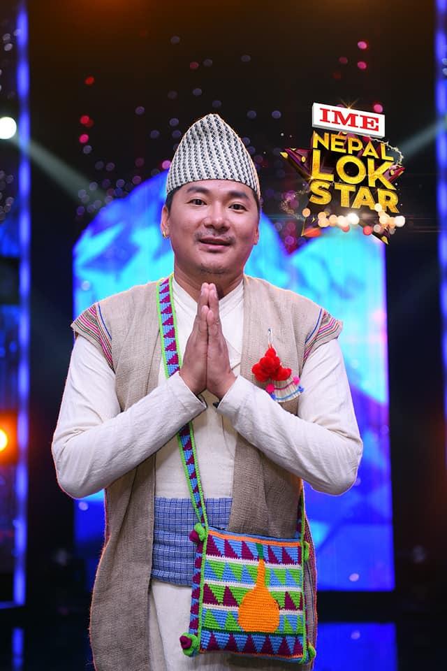 लोकप्रियताको शिखरमा पहिलो नेपाल लोक स्टारका प्रतिस्पर्धी दिपेन्द्र राई टप ७ मा पुग्न सफल