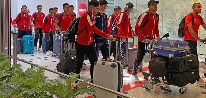 नेपाली टोली विश्वकप छनोट खेल्न अस्ट्रेलिया पुग्यो