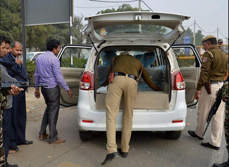 भारतको नयाँ दिल्लीमा आतंककारी आक्रमणको चेतावनी