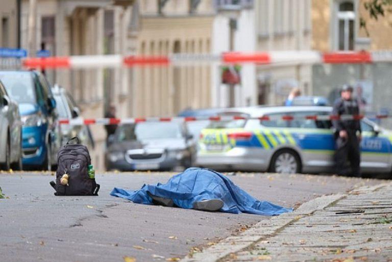 जर्मनीको हेल नगरमागोली चल्यो २ जनाको मृत्यु