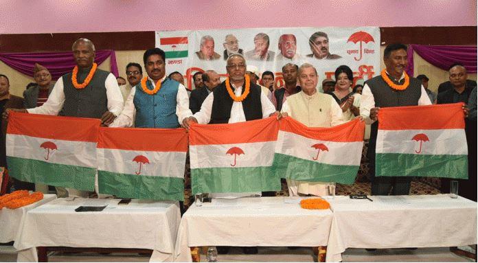 एकीकरणदेखि आन्दोलनको तयारीसम्म : राजपा