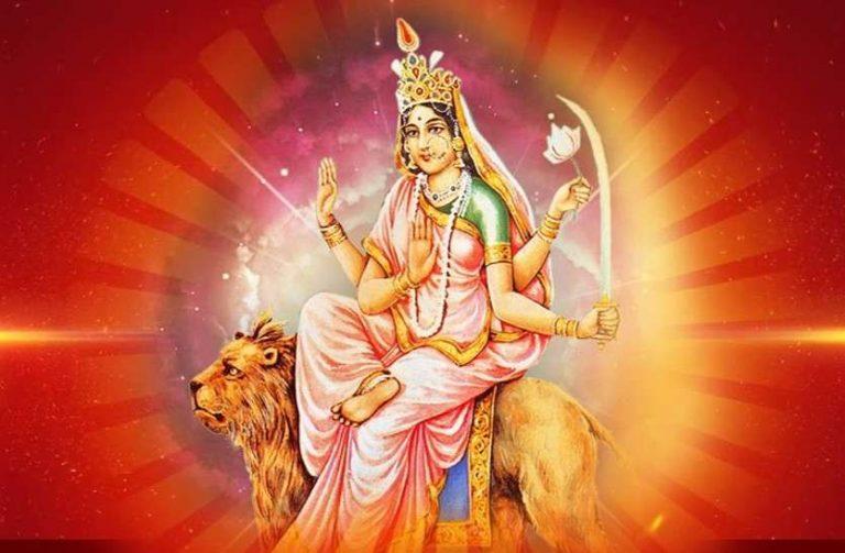 महान् चार्ड बडा दशैं अन्तर्गत नवरात्रीको छैटौं दिन आज, कात्यायनी देवीकोे  पूजा गरिँदै