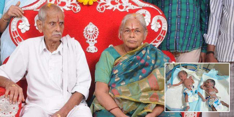 ७४ वर्षीया महिलाले जन्माइन् जुम्ल्याहा सन्तान