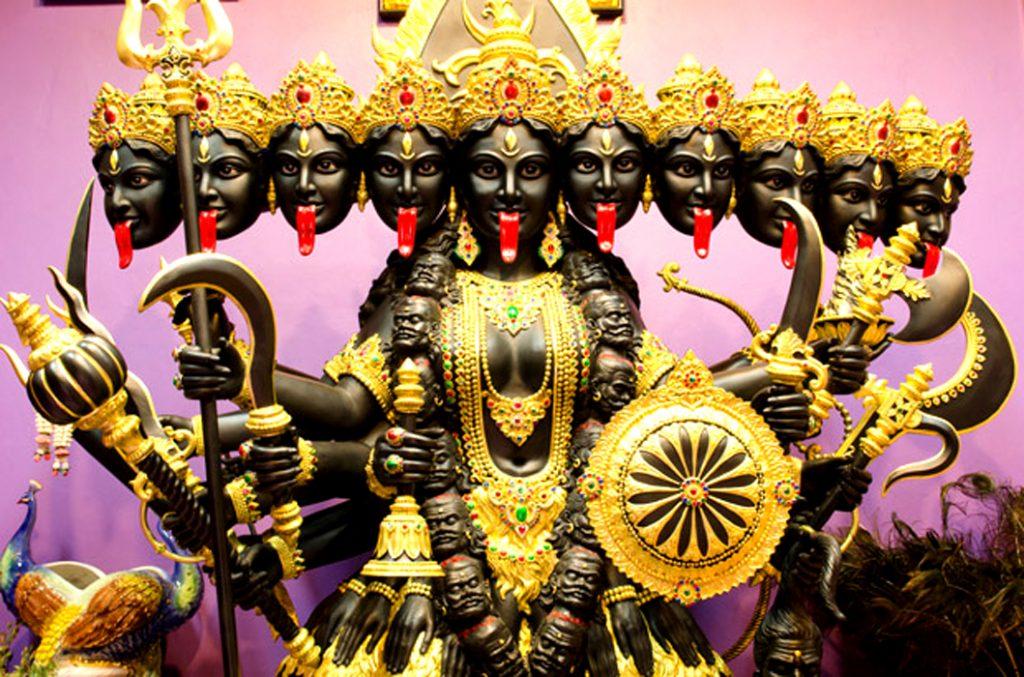 दुर्गा भवानीका विभिन्न ९ स्वरुपहरुको पूजाआरधना दशैं भर