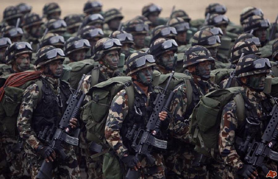 नेपाली सेना पहिलो पटक 'विश्व सैन्य खेलकुद' प्रतियोगितामा सहभागी हुने