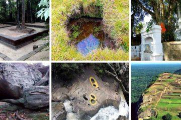 श्रीलंकामा अझै उत्तिकै चर्चित छन् रावणकालीन यी ऐतिहासिक स्थानहरु