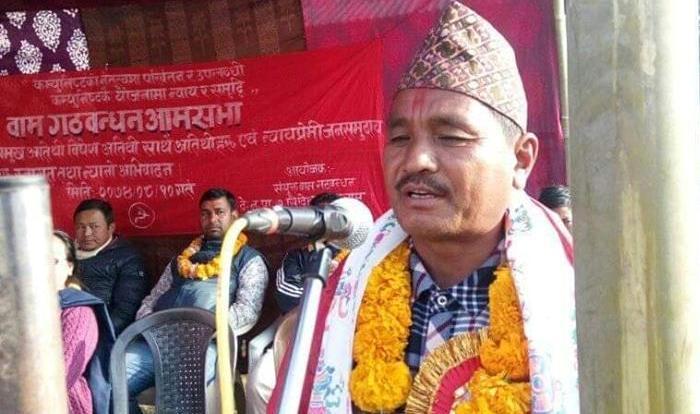 राम रानालाई बेलै नभइ 'बधाई'