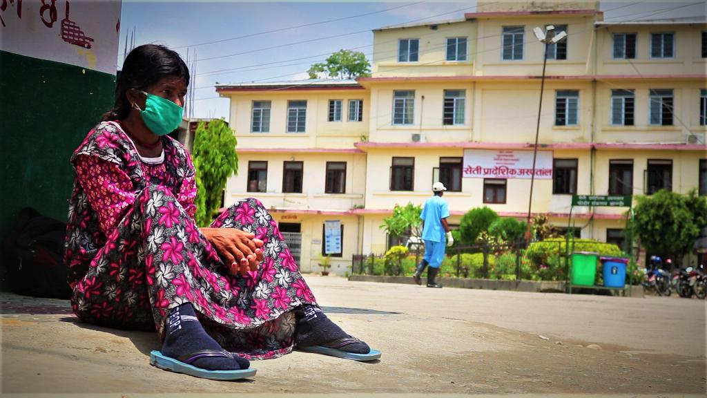 लकडाउनमा 'डायलोसिसः गरीबको झन् बिजोग