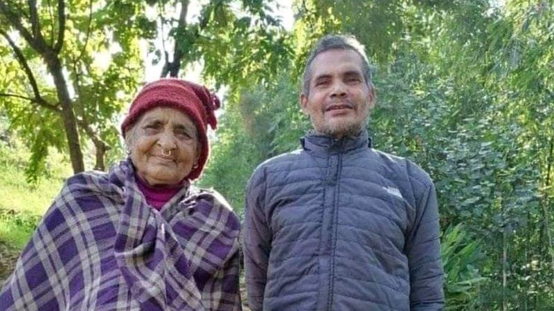 इलामका तिम्सिना चार दशक पछि भारतिय जेलमा भेटिए